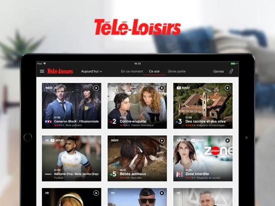 Programme TV Télé-Loisirs