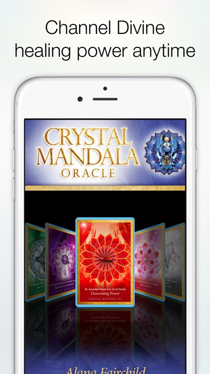 Crystal Mandala Oracle screenshot-3
