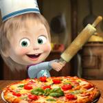 Masha et Michka La Pizzeria ! на пк