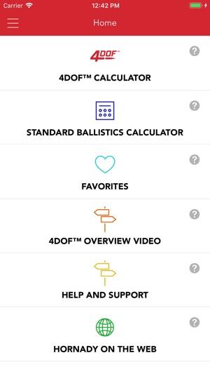 Hornady Ballistics on the App Store