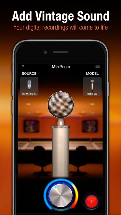 Mic Room screenshot-1