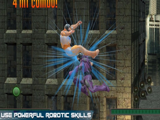Robot Fighting: Kungfu Challen screenshot #2