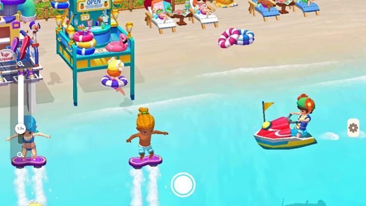 My Little Paradise: Resort Sim screenshot-4