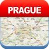 プラハオフライン地図 - 市メトロエアポート