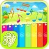 益智早教弹钢琴-音乐启蒙钢琴游戏