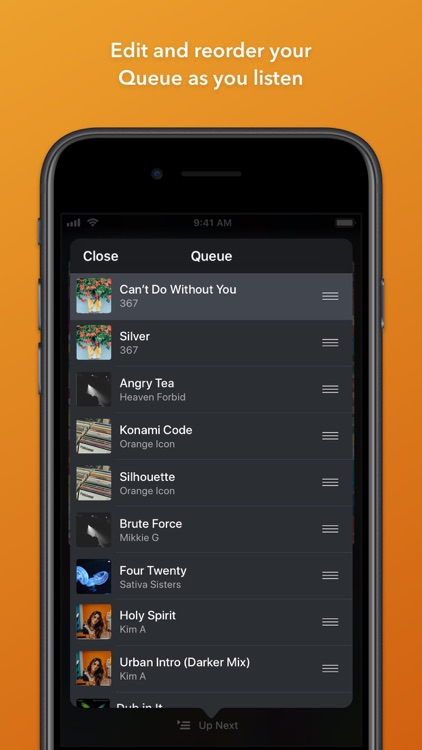Doppler Music Player screenshot-4