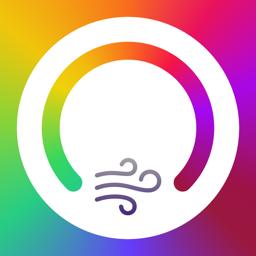 Ícone do app Breathable Air Quality Widget