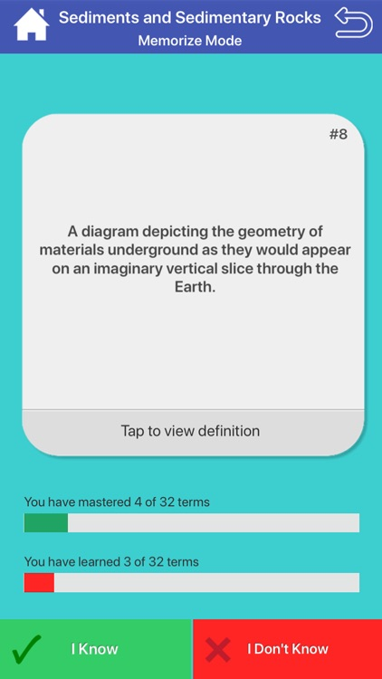 The Earth Science Flashcards screenshot-4