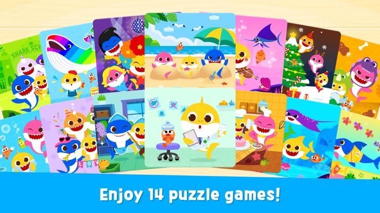 Baby Shark Jigsaw Puzzle Fun