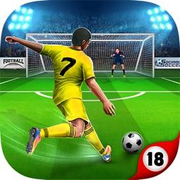 Football Penalty Strike 2018