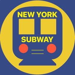 New York Subway Map NYC MTA
