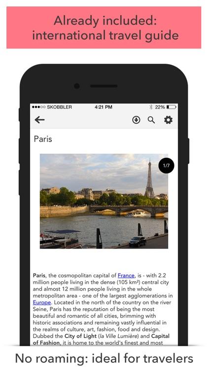 GPS Navigation (Sat Nav) screenshot-3