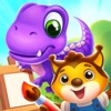 Kids coloring games for 3-5 - iPadアプリ