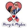 When Harry Met Meghan Sticker