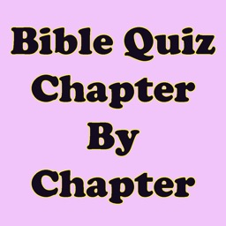 Bible Quiz Chapter By Chapter