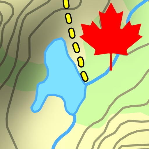 Topo Maps Canada