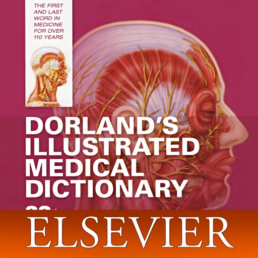 Dorland Medical Illustrated iOS App