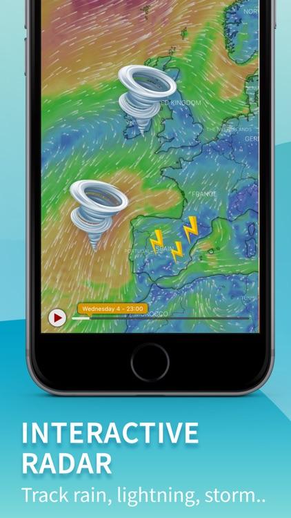 Weather Widget & Radar Fuji screenshot-6
