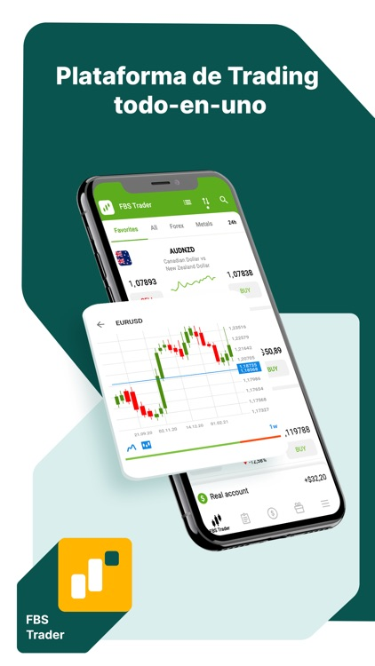 FBS Trader — Trading Platform screenshot-0