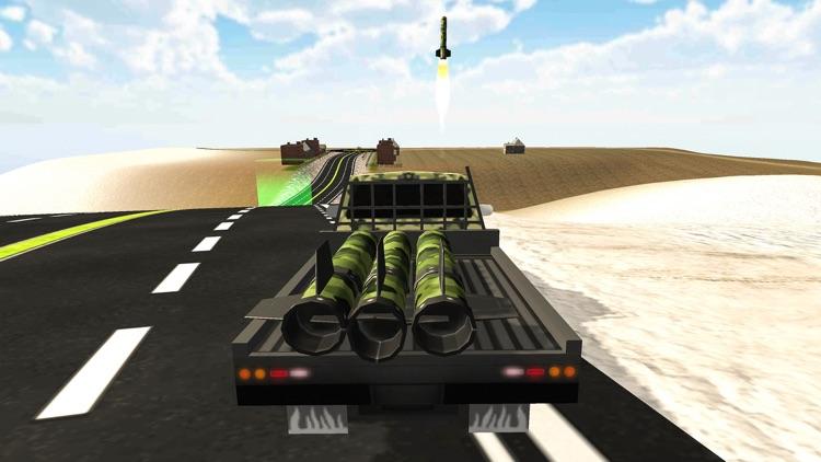 Army Cargo Truck Transporter screenshot-6