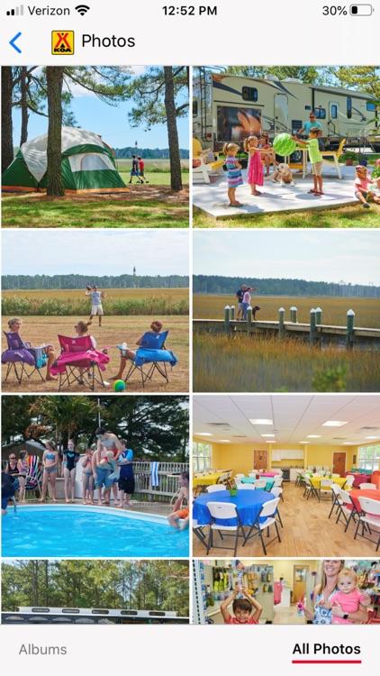 KOA   RV, Cabin & Tent Camping screenshot-8