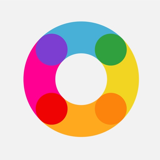 Tayasui Color app for ipad