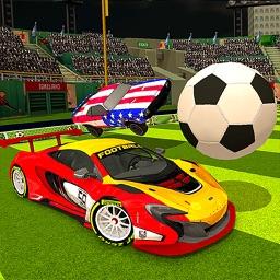 Turbo Car Soccer Rocket Ball