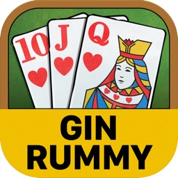 Gin Rummy Card Game Classic
