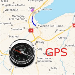 GPS tracking, Speed, Compass