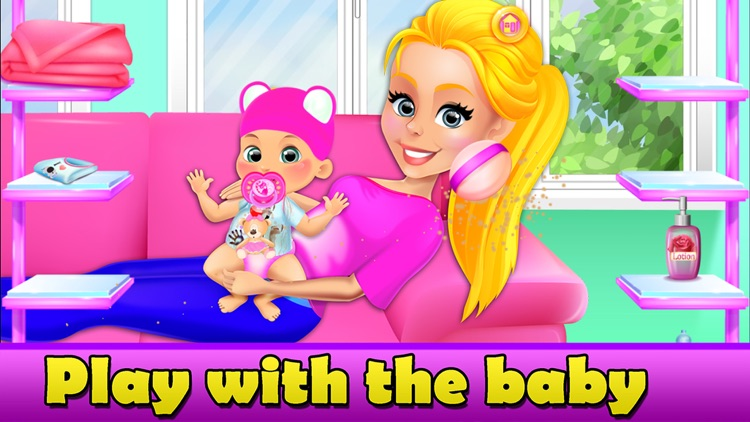 Mommy's Baby Grows Up Salon screenshot-5