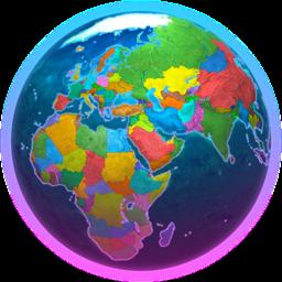 Ícone do app Earth 3D - Amazing Atlas