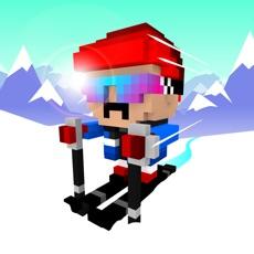 Activities of Ski Slalom!