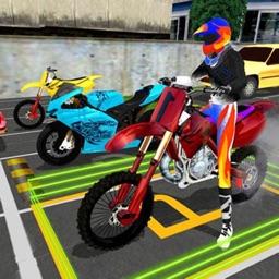 Motorbike Rider Adventure