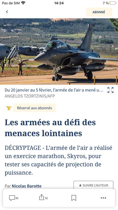 Le Figaro : Actualités et Infoのおすすめ画像2