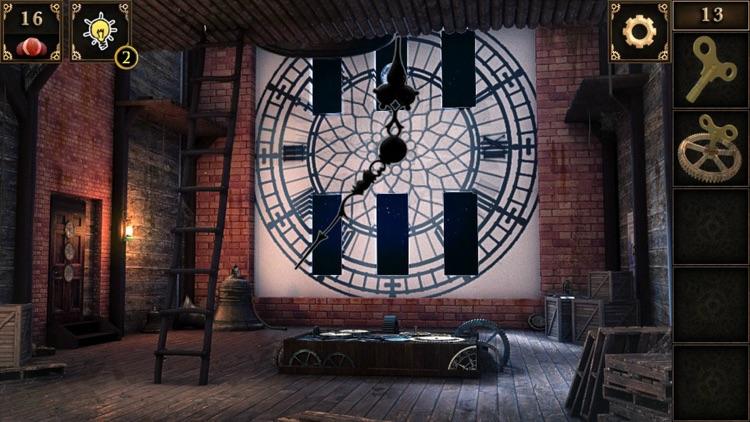 密室逃離:逃出神秘宮殿 - 逃脫解謎遊戲 screenshot-3