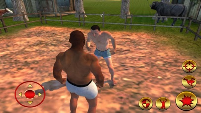 Knockout Fight: World Wrestlin screenshot 2