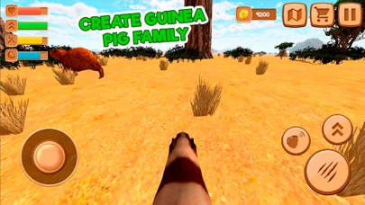 Guinea Pig In Forest Screenshot on iOS