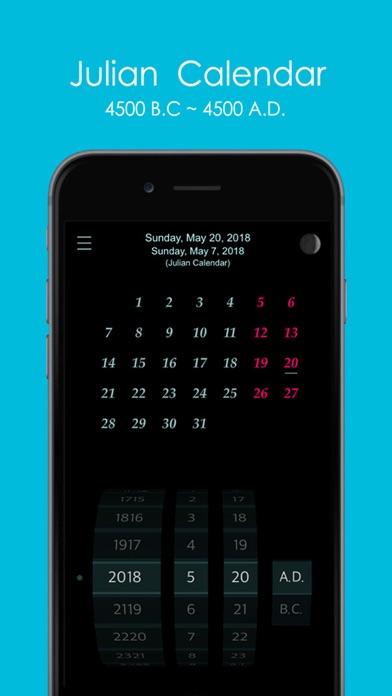 Calendar : 4500 BC to 4500 AD screenshot 7