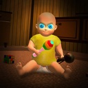 Scary Evil Baby: Yellow House