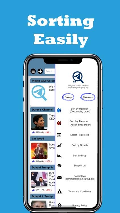 Group for Telegram screenshot-6
