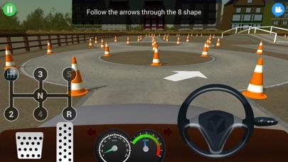 Nepal License: Driving Test 3D screenshot three