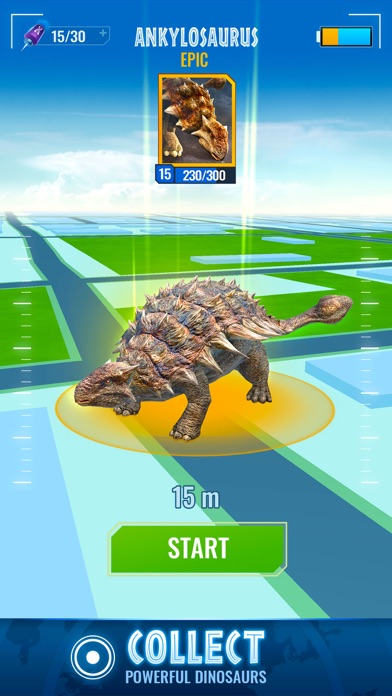 Jurassic World Alive screenshot 4