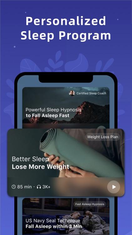 Mintal Sleep:Deep Sleep Sounds screenshot-7