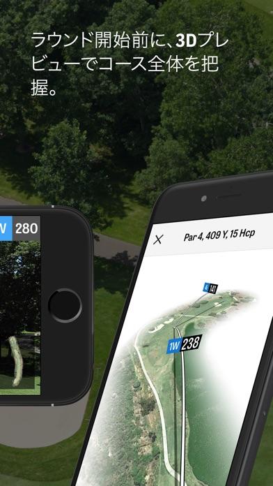 Golfshot: Golf GPS + 拡張現実のスクリーンショット3