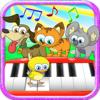 Kids Animal Piano Game