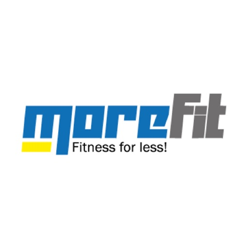 MoreFit - Fitness for less!