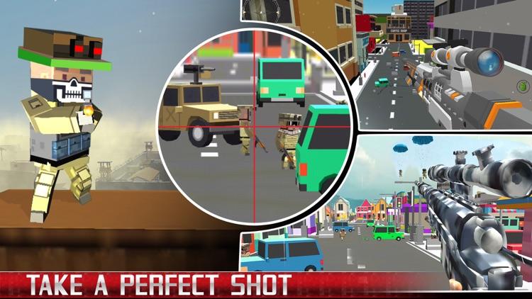 Pixel Battle Royale -Block War by Max Joy