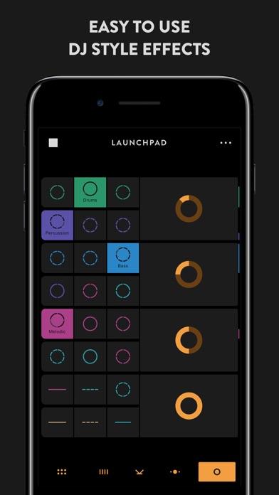 Launchpadのスクリーンショット2