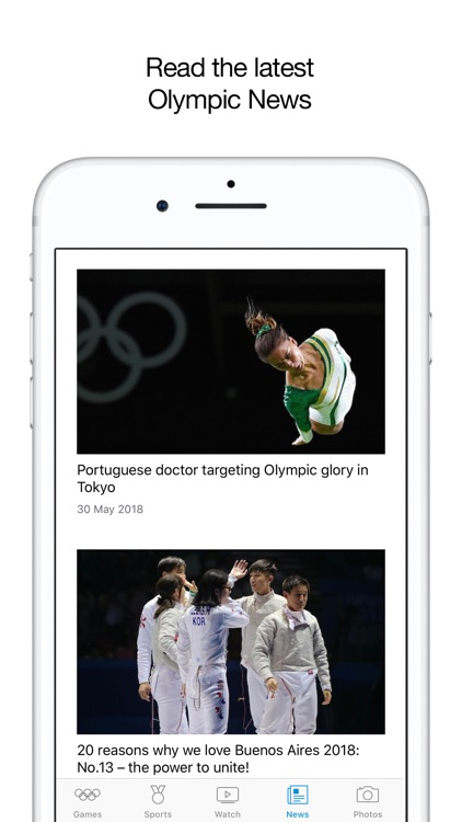 Olympics screenshot-3