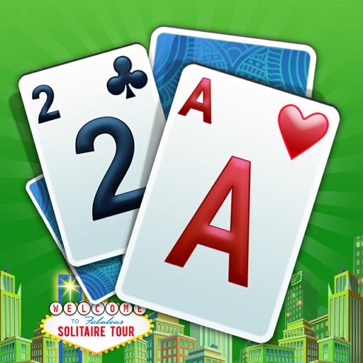 Solitaire Tour - Skillz Cards